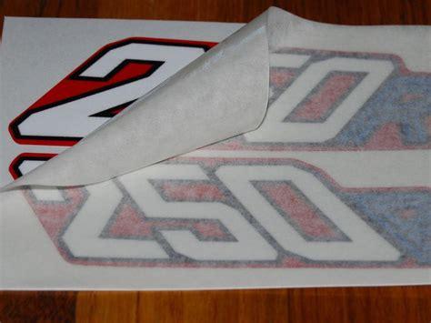 honda atc 70 decals find 1984 atc 70 4 speed rear fender decal graphic sticker
