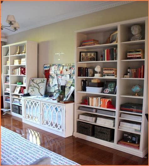 Ikea Expedit Bookcases Billy Bookcase Ikea Hack Home Design Ideas
