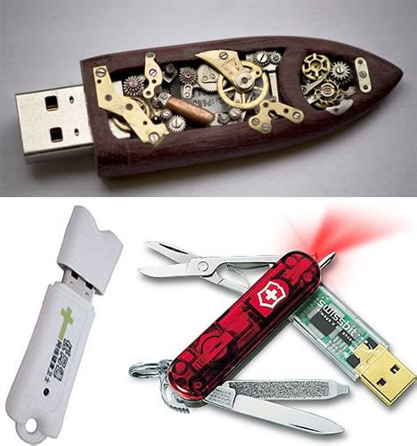 Small Cool by Geektastic Designs 50 Usb Gadgets Amp Funky Flash Drives