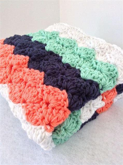 crochet comforter best 25 striped crochet blanket ideas on pinterest baby