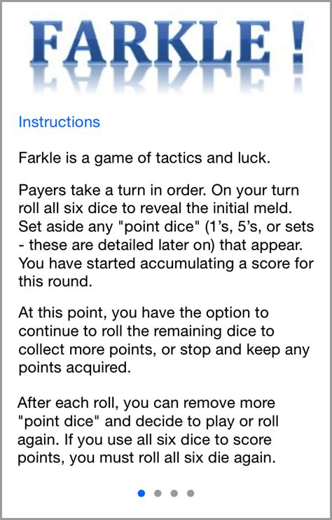 printable rules for farkle dice game printable farkle rules dice game pictures to pin on