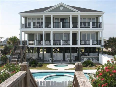 Luxury Oceanfront 8 Br 7 5ba Pool Hot Vrbo Beachfront House Rentals Myrtle Sc