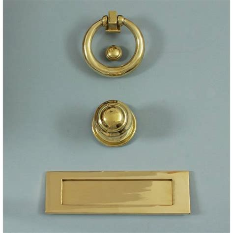 Front Door Furniture Brass Front Door Furniture Complete Set