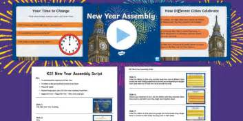 new year 2016 ks1 assembly ks1 new year assembly pack ks1 new year assembly pack