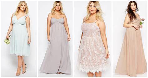 The best places to buy plus size bridesmaid dresses