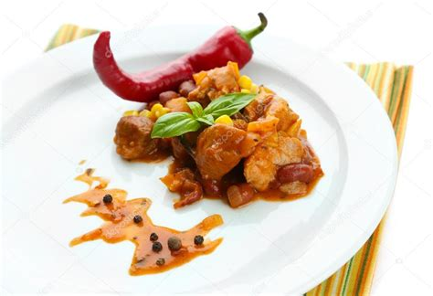 cuisine mexicaine traditionnelle chili ma 239 s carne cuisine mexicaine traditionnelle isol 233