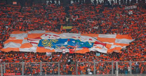 Persija We Are Orange Diskon support your local team indonesia expat