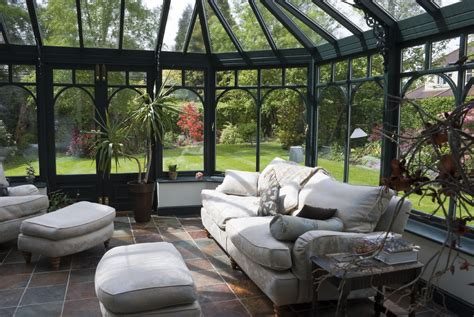 stylish conservatories