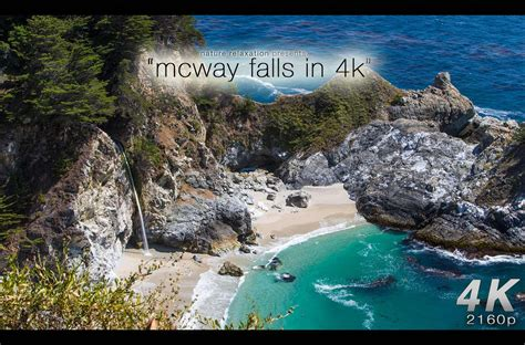 blue waves in motion 4k relaxing screensaver youtube quot mcway falls in 4k quot epic nature relaxation video