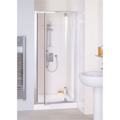 Framed Pivot Shower Door Lakes White Semi Framed Pivot Shower Door Buy At Bathroom City