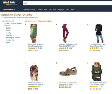 amazon most popular how to find top selling items on amazon