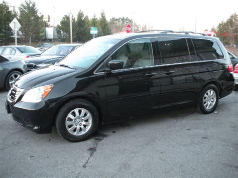 Upholstery Albany Ny 2010 Honda Odyssey Ex L W Dvd W Navi Black Loaded Every