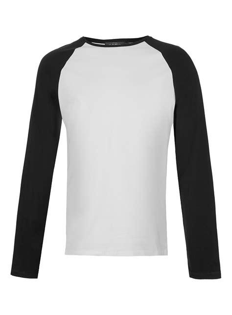 Longsleevetop Whitegrey 15325 black white sleeve shirt is shirt