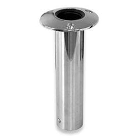 flush mount l holder amazon com 316 stainless steel flush mount rod