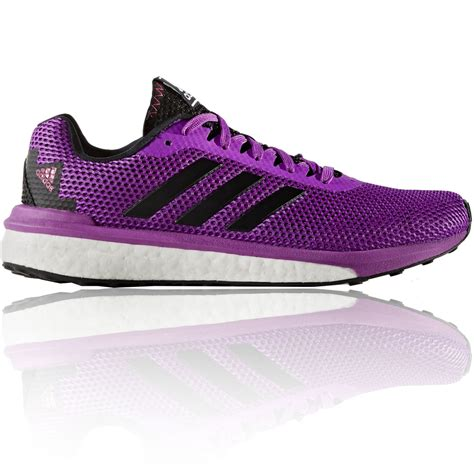purple and black sneakers adidas vengeful womens purple black sneakers running