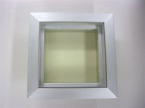 lead glass for x room lead lined telescopic windows bar engineering corp