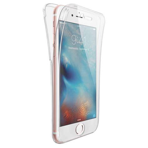 Anti Jelly 360 Iphone 6 6s 7 7 Plus Motif Kuli Jeruk coque apple iphone 6 6s 4 7 int 233 grale gel defense 360 176 transparente