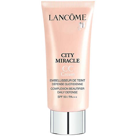 Lancome Goes Green by Buy Lanc 244 Me City Miracle Cc Lewis