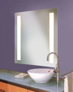 Bathroom Mirror With Built In Light Mirror Design Ideas Visually Bathroom Mirror With Lights Built In Should Look Their Now