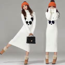 Off Shoulder Knitted Sweater Dress Grey » Ideas Home Design
