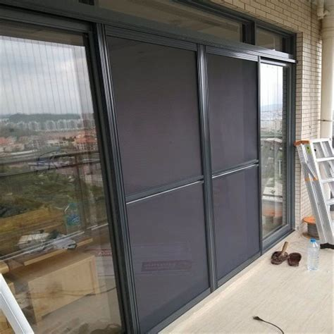 window pation door screen magic security window screen door screen bullet proof