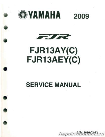 yamaha motorcycle manuals page    repair