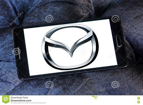 Mazda Car Logo Editorial Photo   CartoonDealer.com #76903169