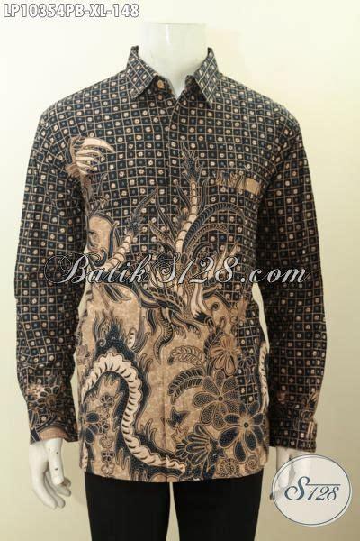 Kemeja Flanel Pria Keren Bahan Adem model kemeja batik pria lengan panjang keren dan elegan