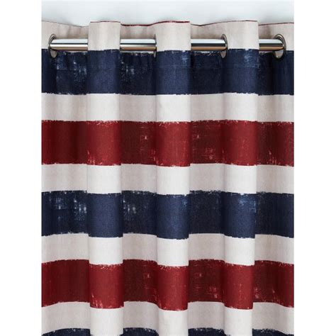 red white blue curtains red white and blue patriotic curtains