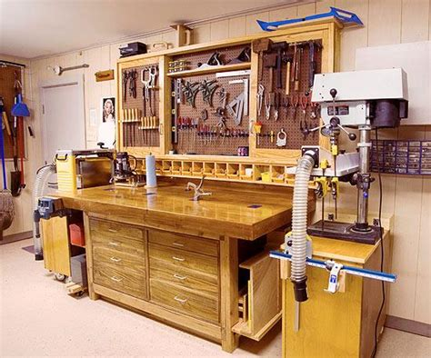total garage makeover wood magazine
