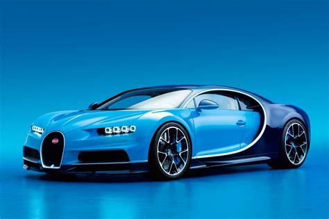 Bugatti Chiron revealed at Geneva 2016: the world has a
