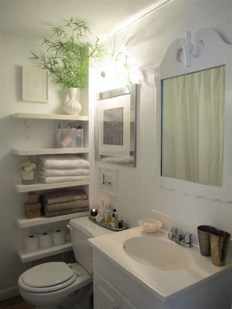 bathroom shelving ideas 50 small bathroom ideas that you can use to maximize the available storage space diy