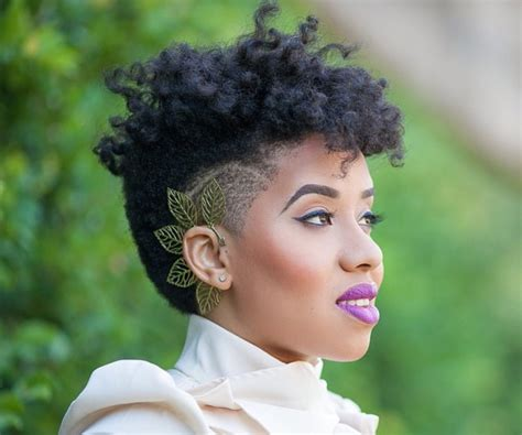 fro hairstyle 25 tapered fro inspirations for naturals of every length