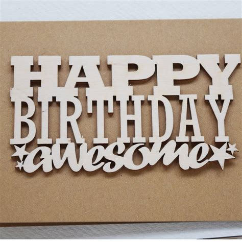 Awesome Happy Birthday Cards