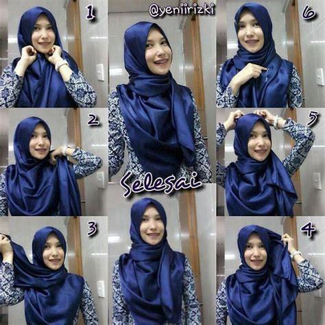 tutorial jilbab pashmina katun ima tutorial jilbab 3 jilbab instan