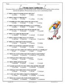 olympics esl vocabulary worksheets printables