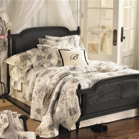 ballard design bedding louis bed by ballard designs traditional beds by