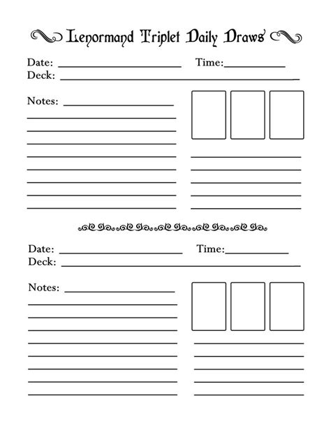 tarot card blank template 524 best bos blank pages images on