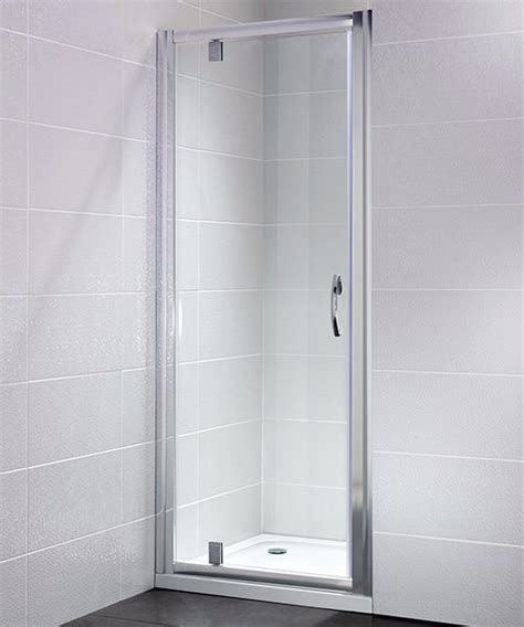 Pivot Shower Door 800mm April Identiti2 800mm Pivot Shower Door