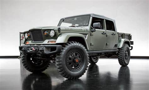 chief jeep concept jeep kaiser crew chief 715 fryktinngytende