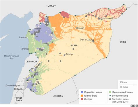 where is syria on the map russia s map of the syria conflict fort russ