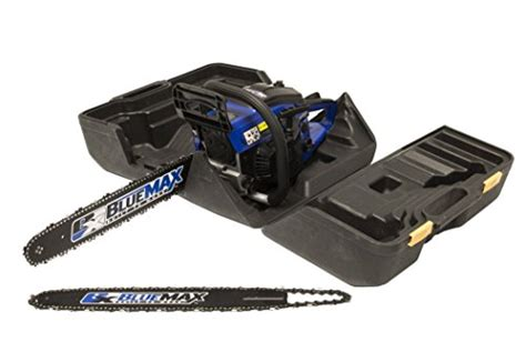Bar Chain Saw M 5222 Modern blue max 8902 14 inch 45cc 2 stroke gas powered chain saw with free 20 inch bar green ankles