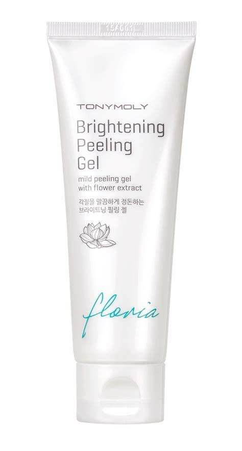 Harga Tony Moly Floria Brightening Peeling Gel tony moly floria brightening peeling gel sleekshop