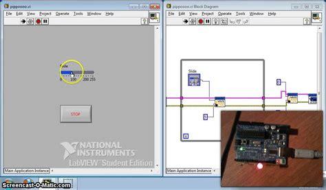 tutorial video labview tutorial 7 arduino labview youtube