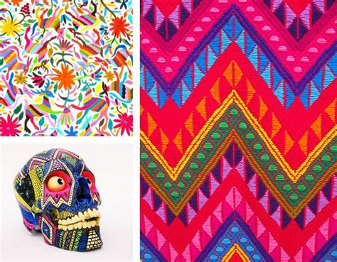 mexican pattern artist 1000 images about tejidos mexicanos on pinterest