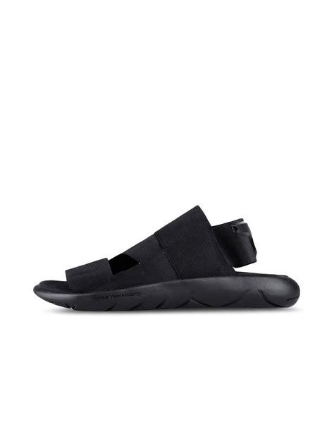 adidas y3 sandal y 3 qasa sandal sandals shoes man y3 adidas shoes