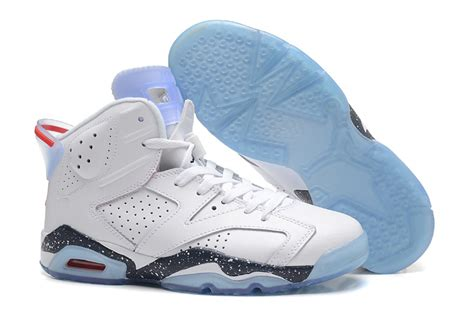 air retro 6 baby blue cheap original shoes on 60 discount sale