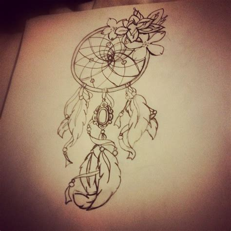 deviantart tattoo small dreamcatcher tattoos