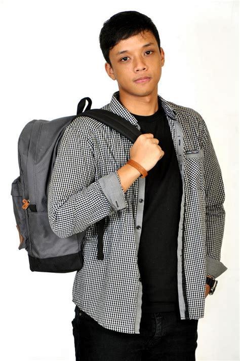Tas Punggung Corduro Segundo Grey Unisex Bag corduro segundo grey esgotado brand