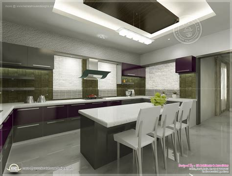 kitchen interior views  ss architects cochin kerala